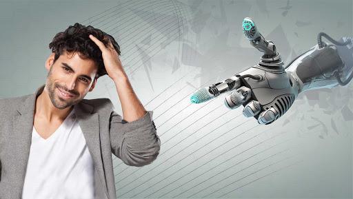 Robotik Saç Ekimi